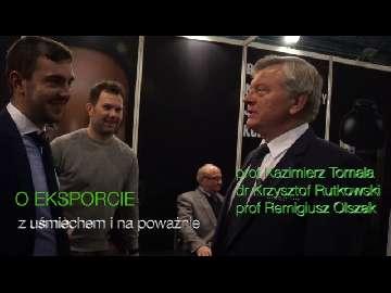 Recepta na sukces Polskiego sadownictwa według Prof. Kazimierza Tomali ! MTAS 2017