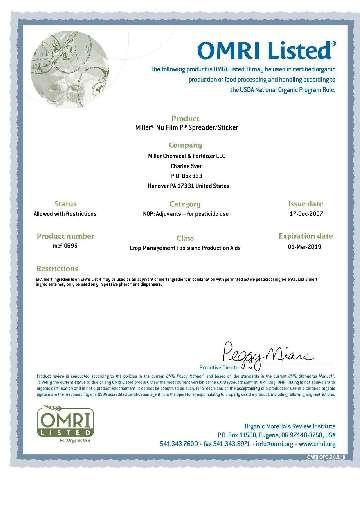 Certyfikaty dla Protectora