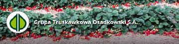 GRUPA TRUSKAWKOWA OSADKOWSKI SA 2016 – czas rozpocząć nowy sezon