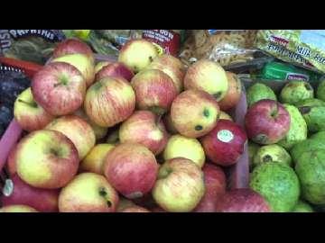 Jabłka w Singapurze cz. 5.