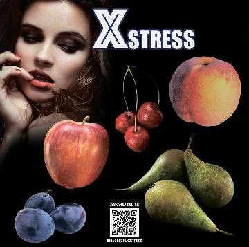Xstress w owocach.